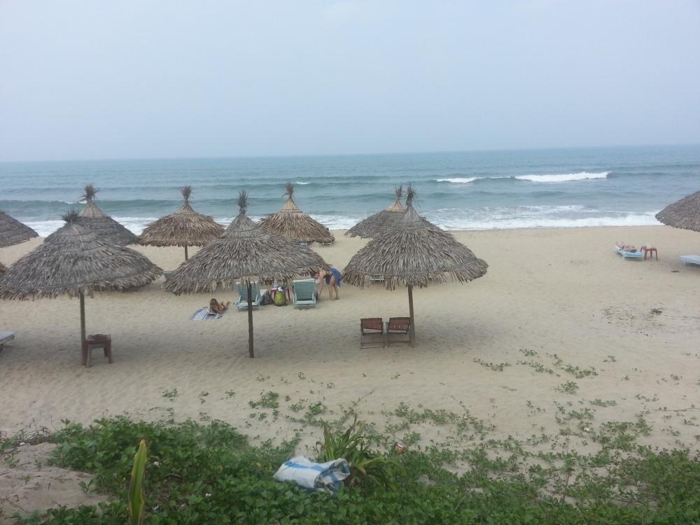 Cua Dai Beach, Vietnam, Hoian
