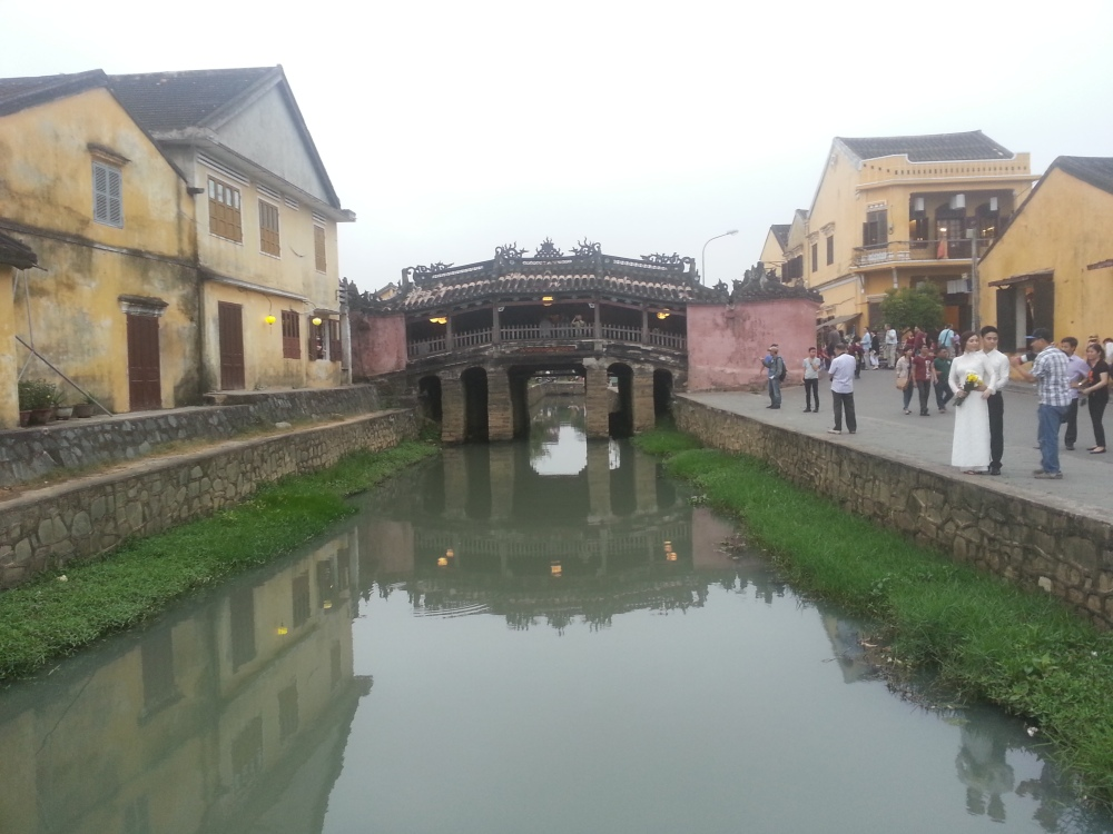 The Hoi An Japanese Bridge
